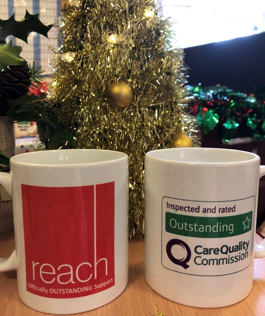 Celebration mugs