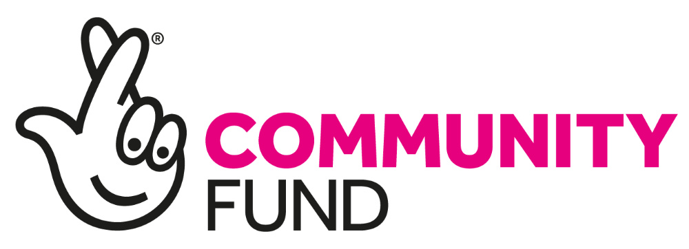 Logo of the National Lottery Community Fund