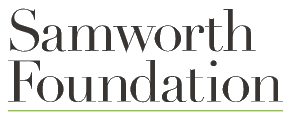 Logo of the Samworth Foundation