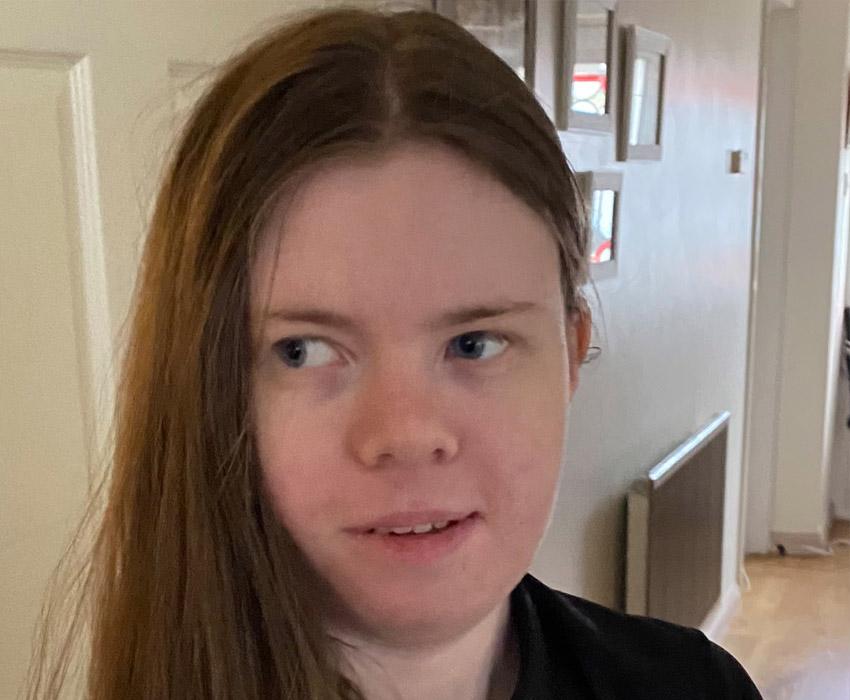 Portrait of Isobel