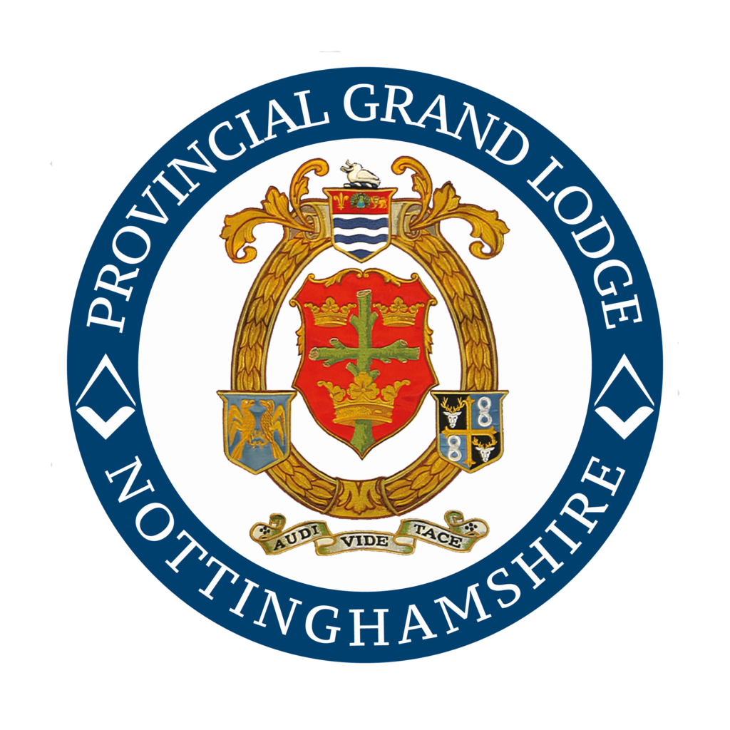 Nottinghamshire Freemasons Logo